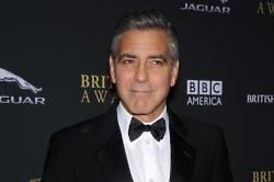 George Clooney Praises Wife In Golden Globes Speech