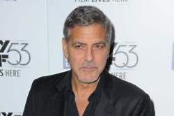 George Clooney's Parents Love Rescue Dog