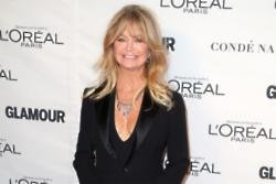 Goldie Hawn meditates every day