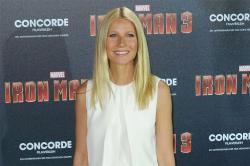 Gwyneth Paltrow Iron Man 3 Interview