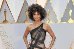 Halle Berry skinny dips after Oscars