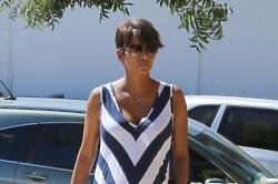 Halle Berry Says Son Has Different Engery To Daughter