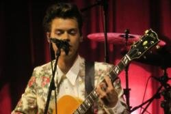 Harry Styles had shoes stolen
