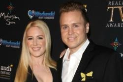 Spencer Pratt and Heidi Montag take son to an audition