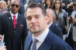 Henry Cavill Red Carpet