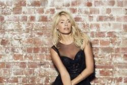 Holly Willoughby has to be 'pinned down' to have make-up done