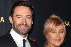 Hugh Jackman Gushes Over Wife