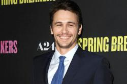 James Franco turned down sex with Lindsay Lohan
