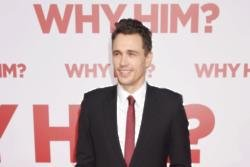 James Franco was uncomfortable with Oscar attention