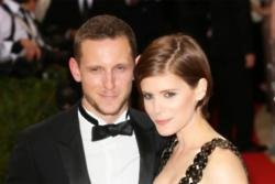 Kate Mara kissed fiancé 10 years before they dated