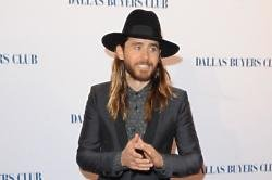 Jared Leto Red Carpet Interview