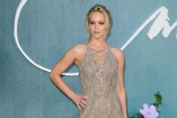 Jennifer Lawrence 'trapped' by fame