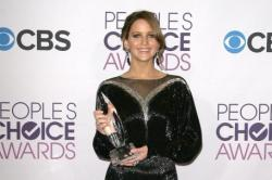 The Hunger Games Wins Big at People's Choice Awards