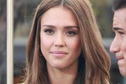 Jessica Alba Launches Homecare Products