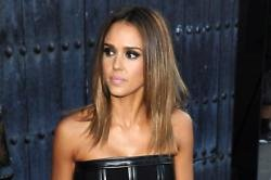Jessica Alba says her grandmother taught her plenty of beauty tricks