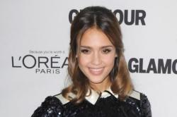 Jessica Alba Banishes 'Bubble Butt' By Working Hard In Gym