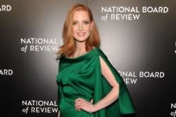 Jessica Chastain Promoting Hollywood Equality