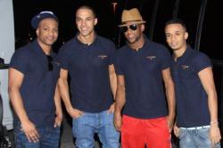 JLS Announce Split