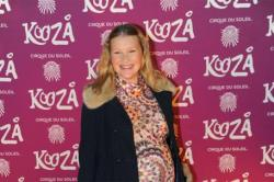 Joanna Page pregnant with daughter Eva