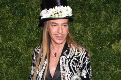 John Galliano will once again be designing