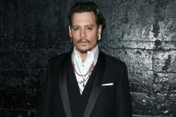 Johnny Depp Red Carpet