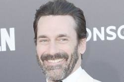 Jon Hamm Trying To Deal With What Life Has Thrown At Him