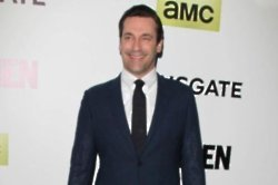 Jon Hamm admits penis rumours could be worse