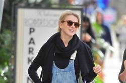 Julianne Hough's Denim Dungarees: Get the Look