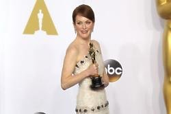 Julianne Moore's Husband Predicted Oscar Win For Still Alice