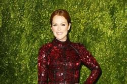Julianne Moore is obsessed with being organised