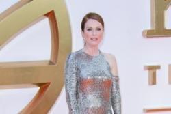 Julianne Moore praises 'revolutionary' reaction to Weinstein scandal