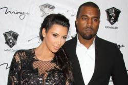 Kim Kardashian and Kanye West Want to Dress Baby in Leather