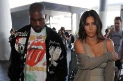 Kanye West H=has nightmares about Kim Kardashian