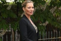 Kate Moss reveals beauty secret