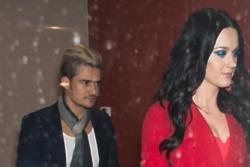 Katy Perry and Orlando Bloom rekindle romance?
