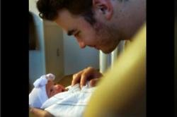 Kevin Jonas shares picture of daughter