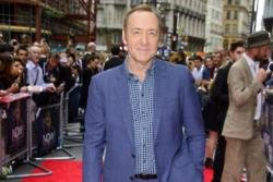 Kevin Spacey accused by House of Cards staff