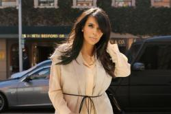 Kim Kardashian Starts to Plan Baby's Nursery