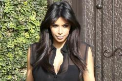 Kim Kardashian Doesn't Have an Entourage