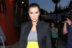 Kim Kardashian's Pregnancy Scare Was A Wake-Up Call