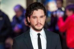 Kit Harington went to party as Jon Snow