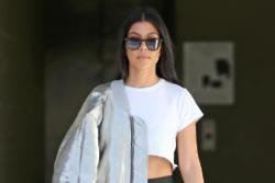 Kourtney Kardashian 'allergic' to coffee