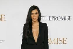 Kourtney Kardashian 'threw up four or five times' after birthday bash