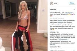 Christina Aguilera loves Kylie Jenner's Halloween costume