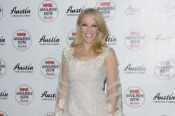 Kylie Minogue Ready For Children With Joshua Sasse