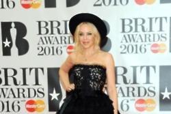 Kylie Minogue reunited with ex?