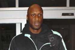 Lamar Odom 'spiralling' again?
