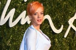 Lily Allen Hires Personal Trainer For Her Face
