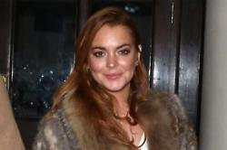 Lindsay Lohan has new minders - The Wanted