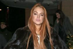 Lindsay Lohan Paid $100,000 to Party in London